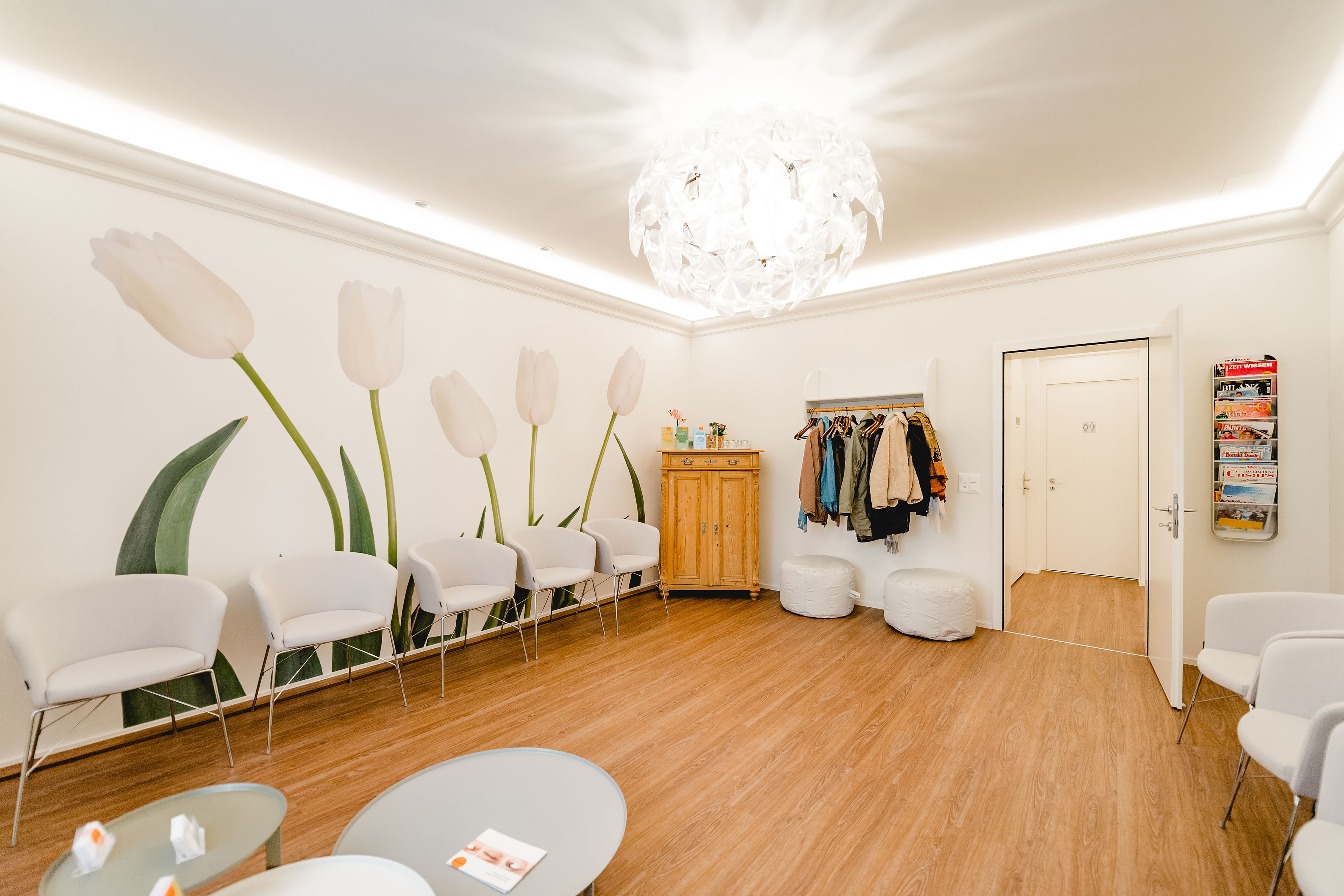 Bright premises in the heart of Zurich